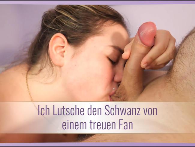 Video Thumbnail Ich Lutsche den Schwanz von einem treuen Fan