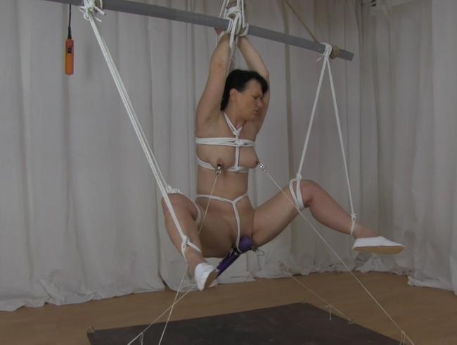 Video Thumbnail Suspension mit gespreizten Beinen 2/2