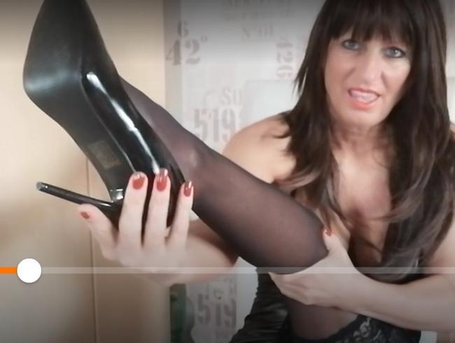 Video Thumbnail Erotische Fuss Presentation