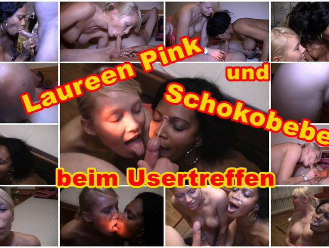 Video Thumbnail Usertreffen mit Laureen Pink und Schokobebe