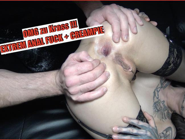 Video Thumbnail OMG zu Krass !! Extrem ANAL FUCK + CREAMPIE !!!