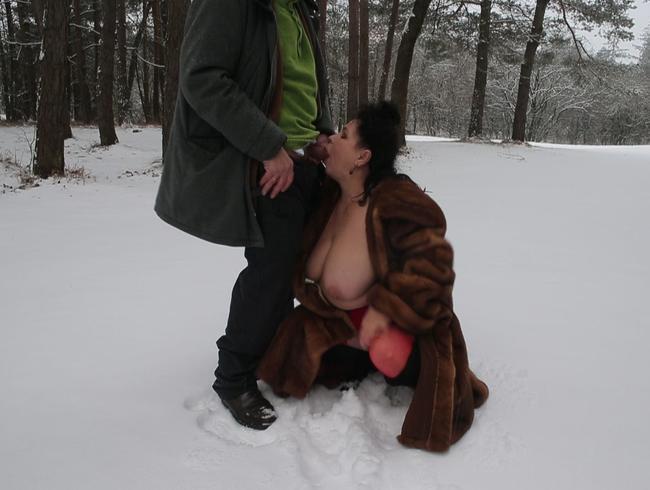 Video Thumbnail Blasen im Schnee