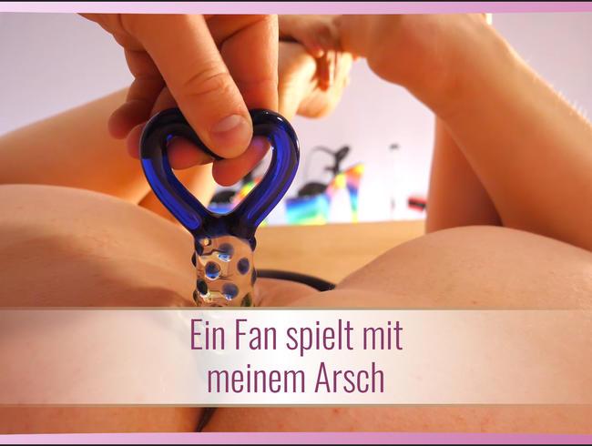 Video Thumbnail Ein Fan spielt mit meinem Arsch