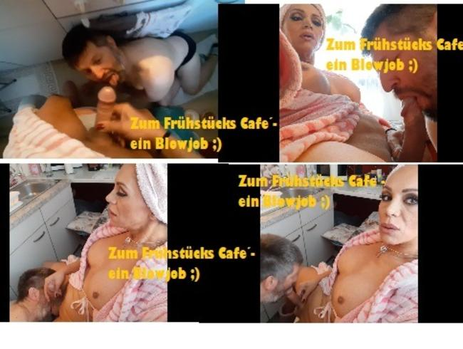 Video Thumbnail Zum Frühstücks Cafe´-ein Blowjob ;)