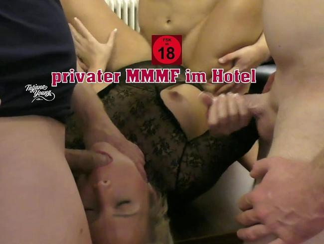 Video Thumbnail privater MMMF im Hotel