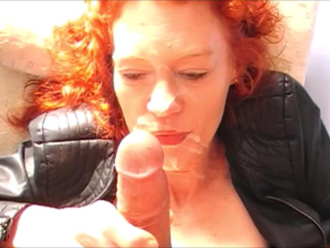 Video Thumbnail Selbstbefriedigung mit einer Gurke ...