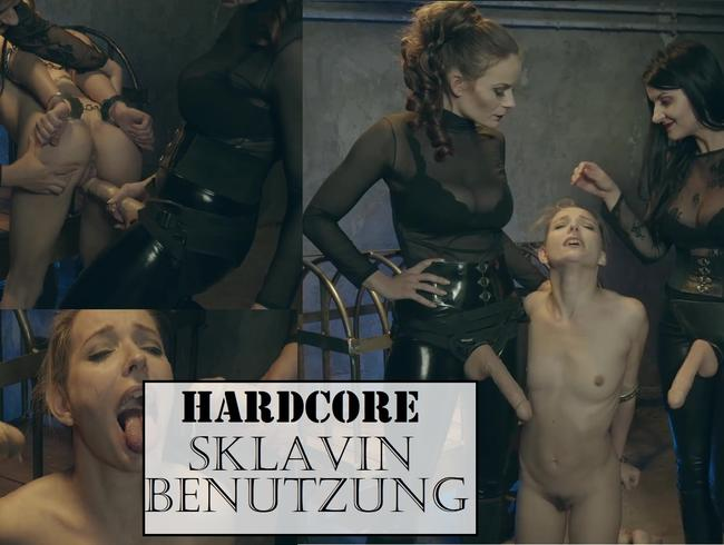 Video Thumbnail Hardcore Sklavin Benutzung