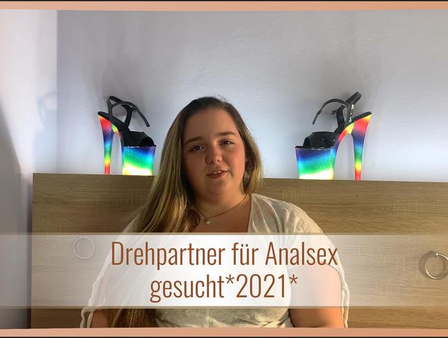 Video Thumbnail Drehpartner für Analsex gesucht*2021*