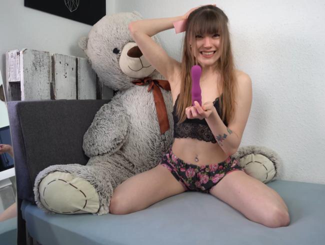 Video Thumbnail Meine aller Erste süße Wichsanleitung!!