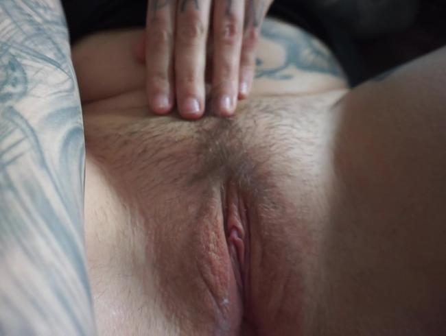Video Thumbnail unshaven creamy pussy