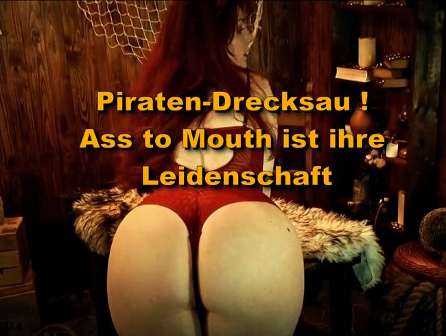 Video Thumbnail Piraten-Drecksau ! Ass to Mouth ist ihre Leidenschaft