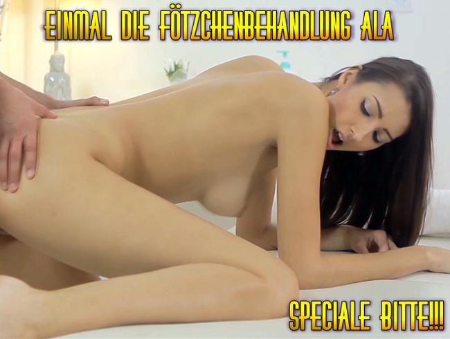Video Thumbnail Einmal die Fötzchenbehandlung ala Speciale bitte!!!