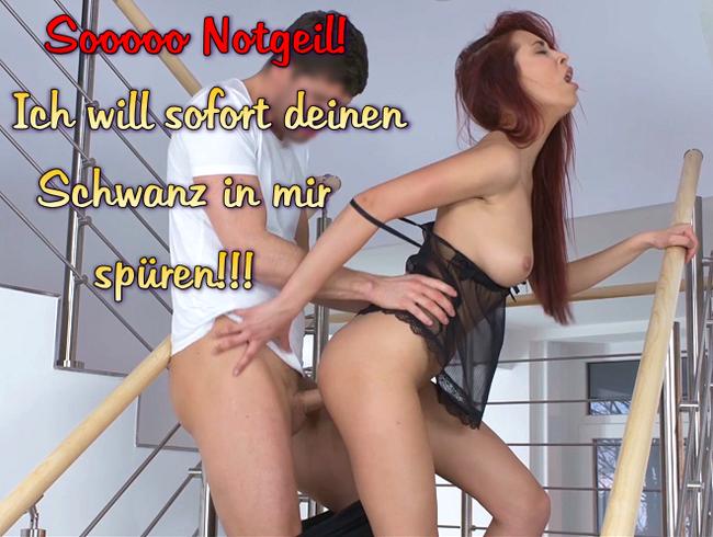 Video Thumbnail Sooooo Notgeil! Ich will sofort deinen Schwanz in mir spüren!!!