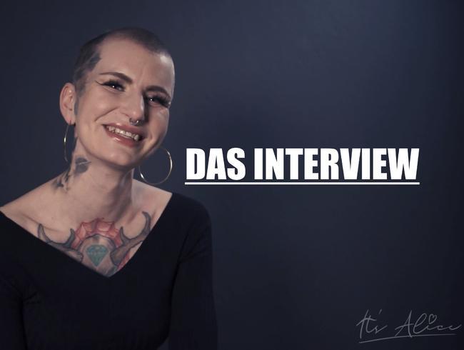 Video Thumbnail That´s Alice! Meine Vorstellung in einem Interview  !