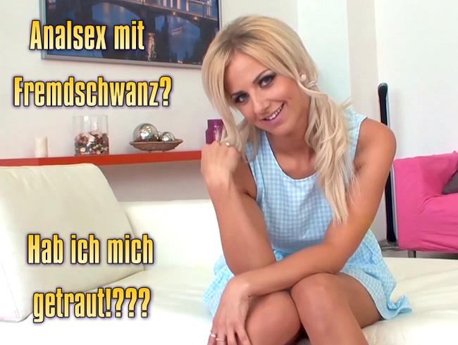 Video Thumbnail Analsex mit Fremdschwanz? Hab ich mich getraut!???
