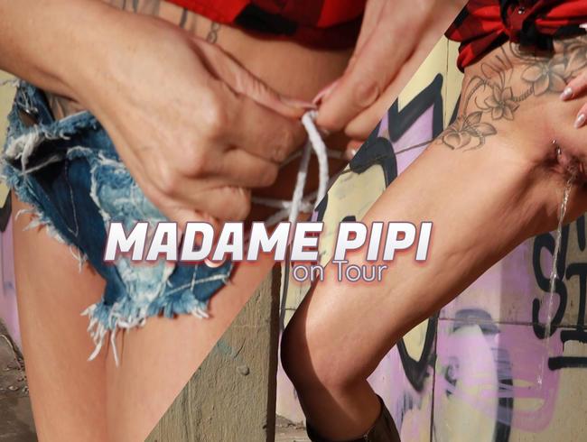 Video Thumbnail MADAME PIPI - on tour!