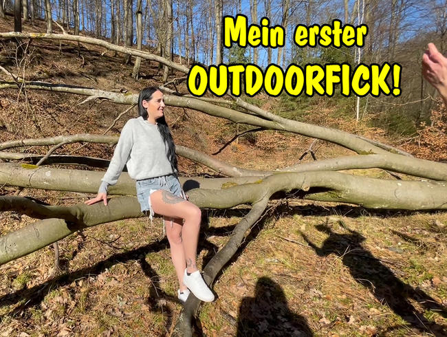 Video Thumbnail Mein erster Outdoorfick!