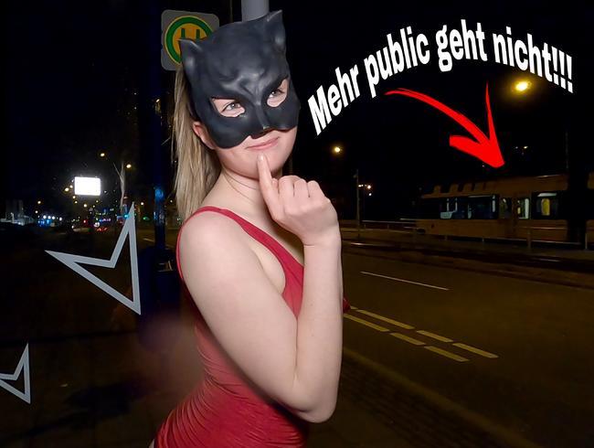 Video Thumbnail Public Piss Parade #7. Direkt vor den Augen