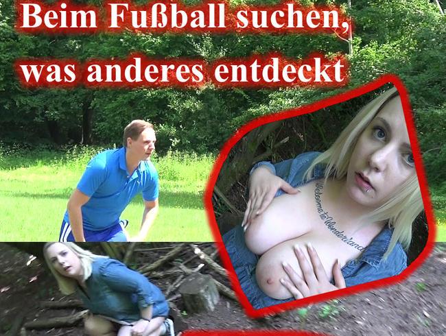 Video Thumbnail Fußball ging verloren aber dafür was anderes im gebüsch gefunden
