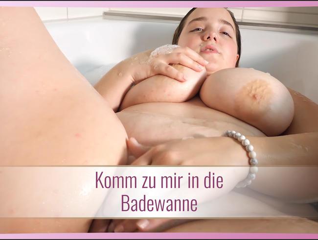 Video Thumbnail Komm zu mir in die Badewanne