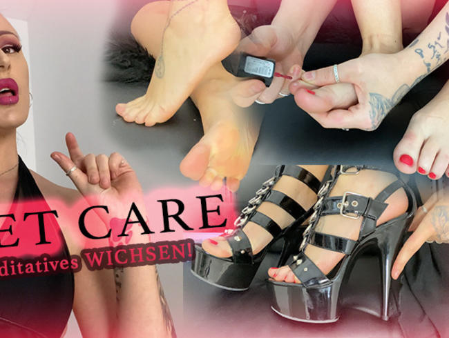 Video Thumbnail FEET CARE – inkl. meditatives Wichsen!