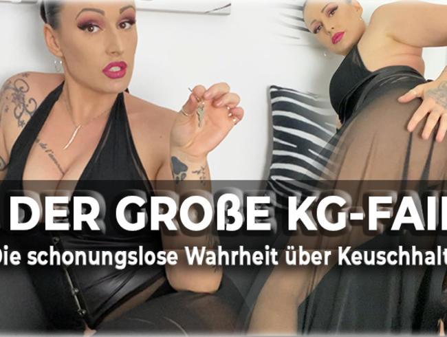Video Thumbnail Der große KG-FAIL! Die schonungslose Wahrheit über Keuschhaltung!