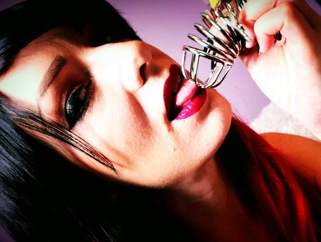 Video Thumbnail Psydom Chastity - Leide für mich