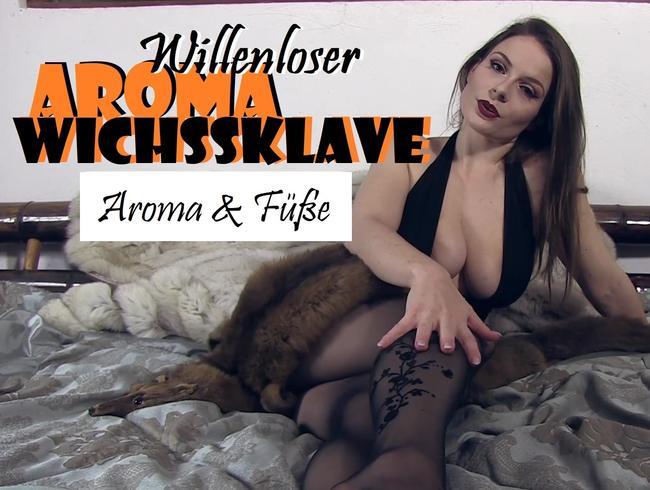 Video Thumbnail Willenloser Aroma-Wichssklave