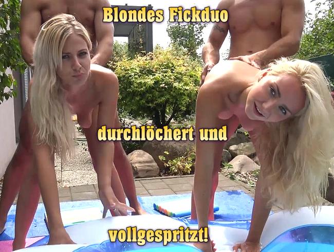 Video Thumbnail Doppelt Abspritzen! Arschfotzen- und Maulbesamung!