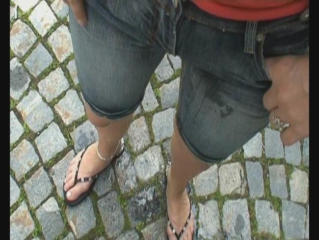Video Thumbnail Public in die Jeans gepisst