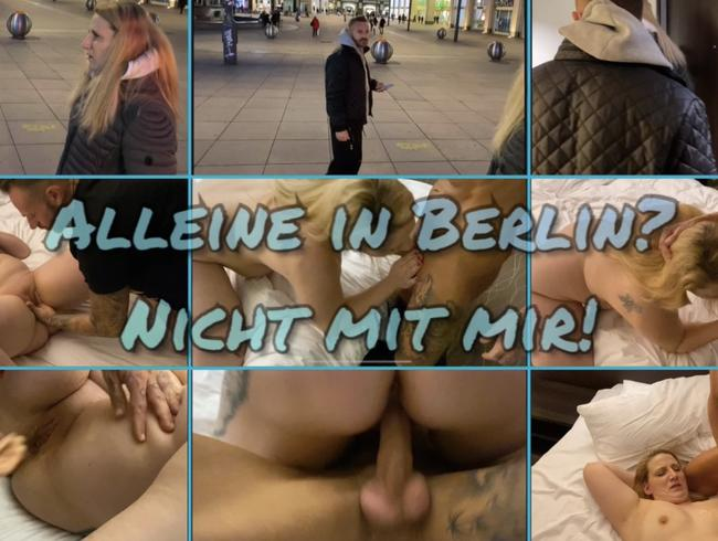 Video Thumbnail Alleine in Berlin? Nicht mit Mir! Hardcoresex
