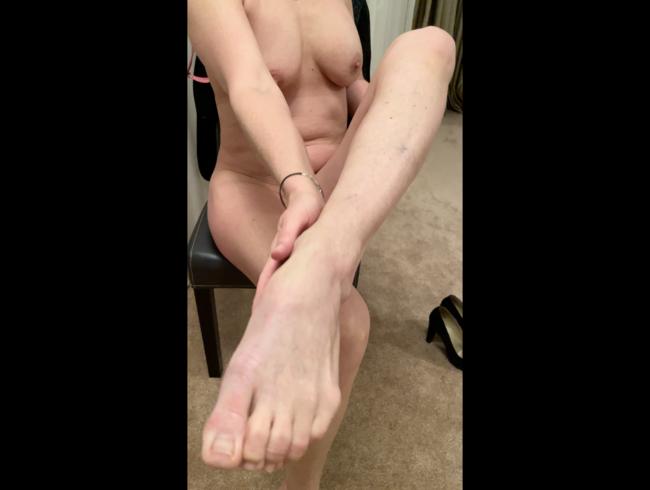 Video Thumbnail Strip und Fußspaß