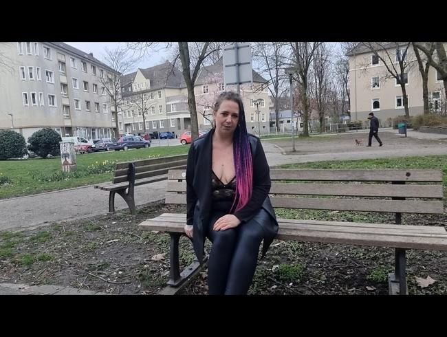 Video Thumbnail Public Parkbank Pissen Wenn der User nicht kommt