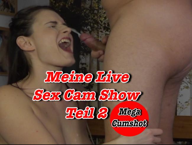 Video Thumbnail Meine Live Sex Cam Show Teil 2