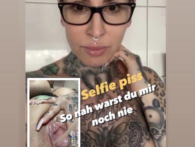 Video Thumbnail Selfie NS Clip so nah warst du mir noch nie