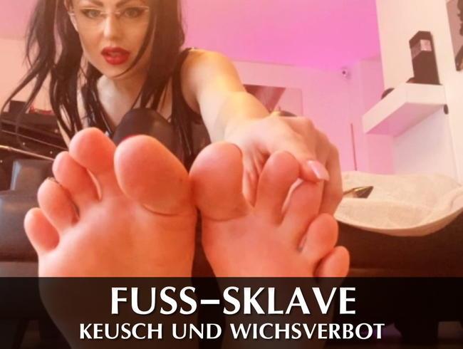Video Thumbnail Fuss-Sklave – Keusch und Wichsverbot