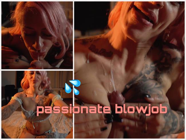 Video Thumbnail Schwanz hungriger Pornostar genießt Blowjob