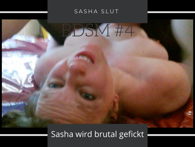 Video Thumbnail Sasha Slut wird b r u t a l gefickt