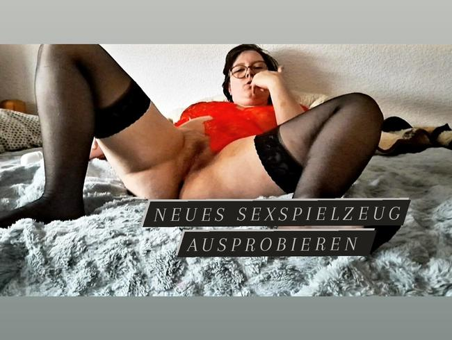 Video Thumbnail Neues SEX-SPIELZEUG ! - Magic Wand in AKTION