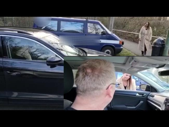 Video Thumbnail Abgeschleppt Riskanter AO Outdoor Fick und dann auch noch Erwischt worden