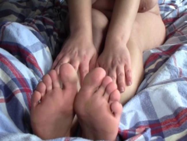 Video Thumbnail Werde mein Fuss-Sklave!
