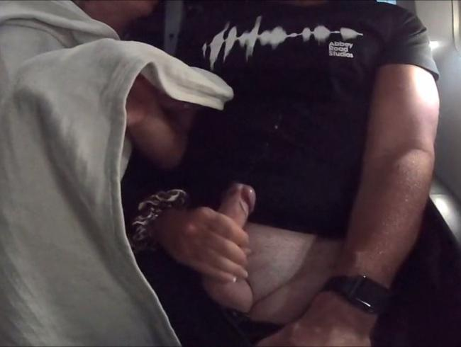 Video Thumbnail Unser letzter Flug mit Handjob