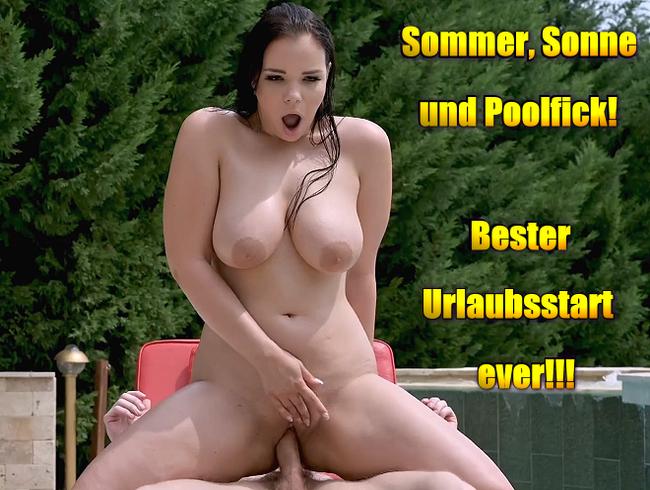 Video Thumbnail Sommer, Sonne und Poolfick! Bester Urlaubsstart ever!!!