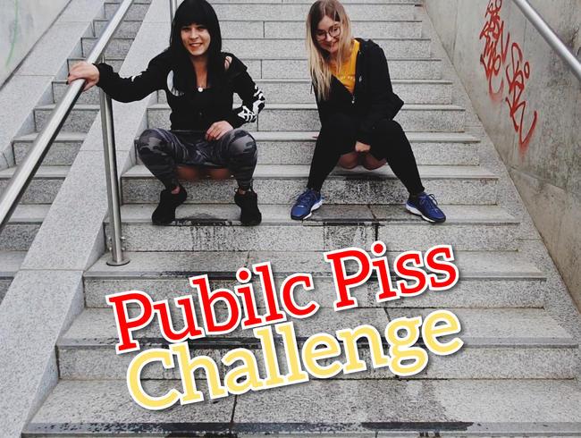 Video Thumbnail Public Piss Challenge Wer Pisst mehr ??