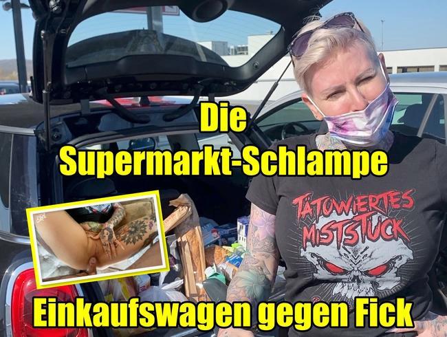 Video Thumbnail Die Supermarkt-Schlampe..Einkaufswagen gegen Fick