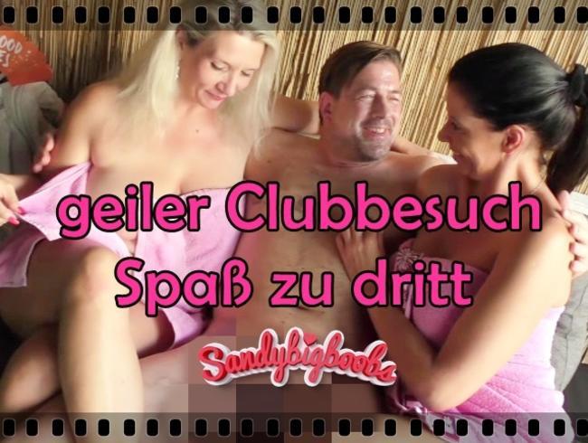 Video Thumbnail geiler Clubbesuch Spaß zu dritt