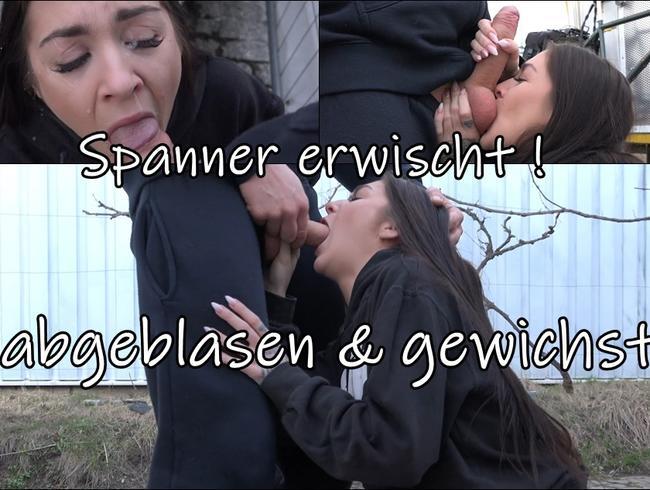 Video Thumbnail Spanner erwischt und direkt entsaftet !