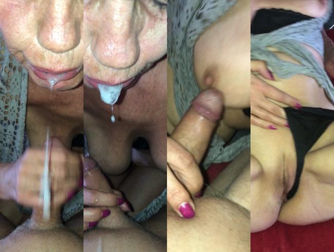 Video Thumbnail Erst gefickt und dann geblasen bis zur Extase