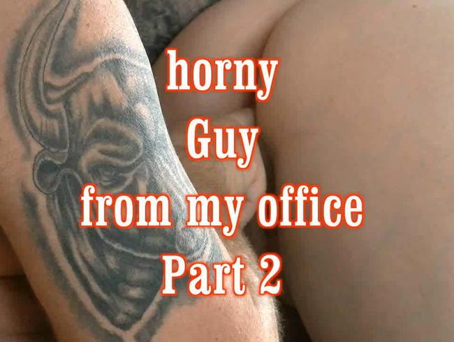 Video Thumbnail geiler Kerl aus meinem Büro  2