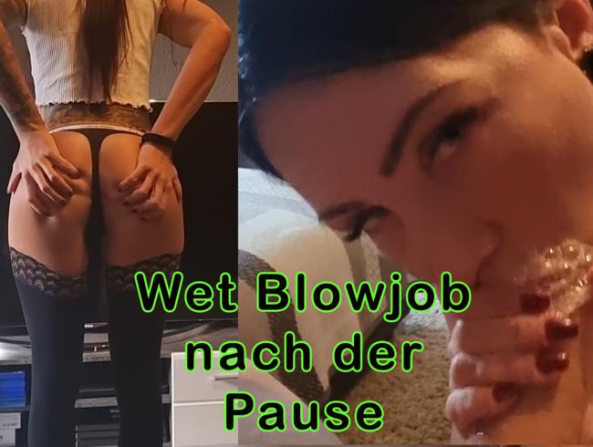 Video Thumbnail 1. Blowjob nach der Pause - kann ich es noch?!